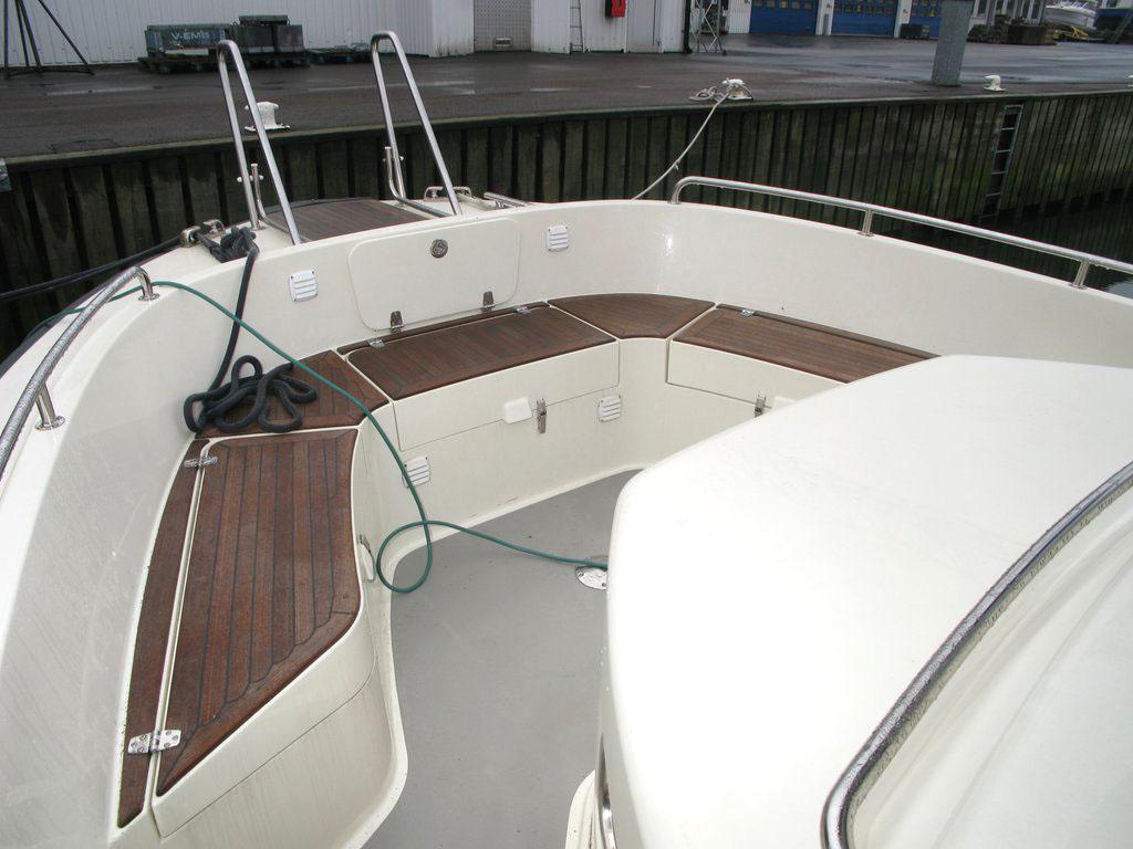 Targa 32. Dansk Yacht Import